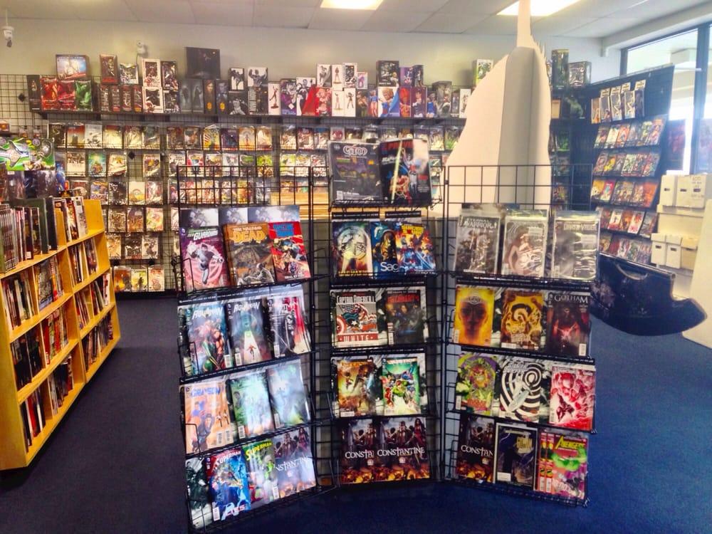 Atlantis Games and Comics: 2862 Airline Blvd, Portsmouth, VA