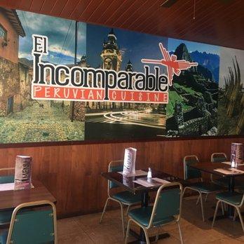 El Incomparable Peruvian Restaurant Granada Hills