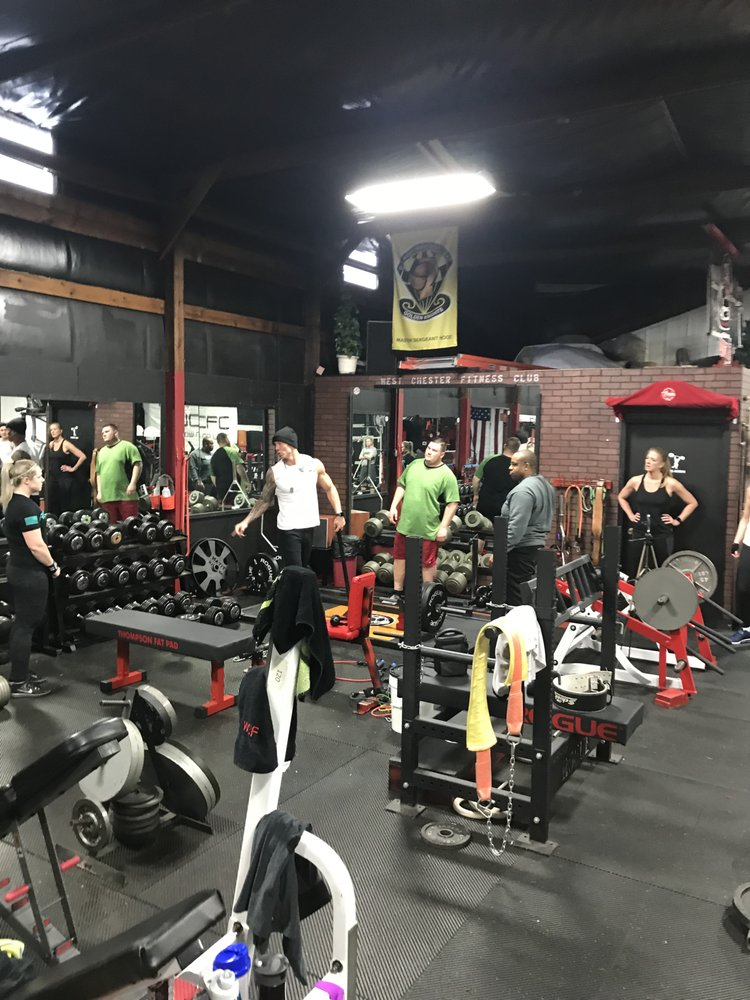 West Chester Fitness Club: 9154 Port Union Rialto Rd, West Chester, OH