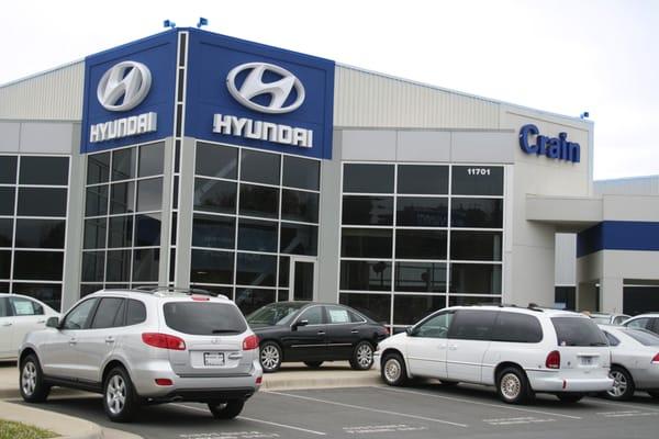 Crain Hyundai Little Rock >> Crain Hyundai Of Little Rock 11701 Colonel Glenn Rd Little Rock Ar