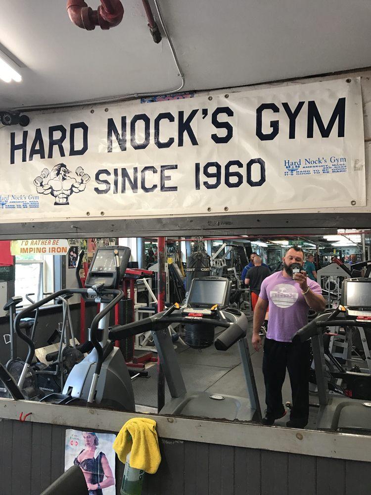 Hard Nock's Gym: 11 High St, Amesbury, MA