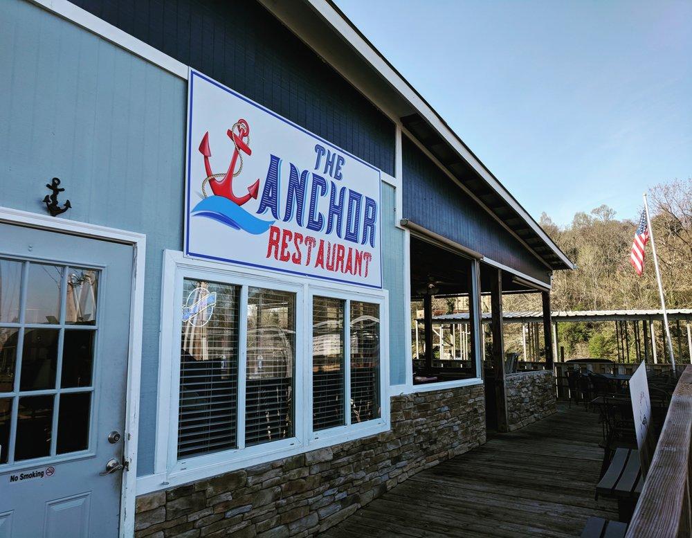 The Anchor: 2932 Louisville Boatdock Rd, Louisville, TN