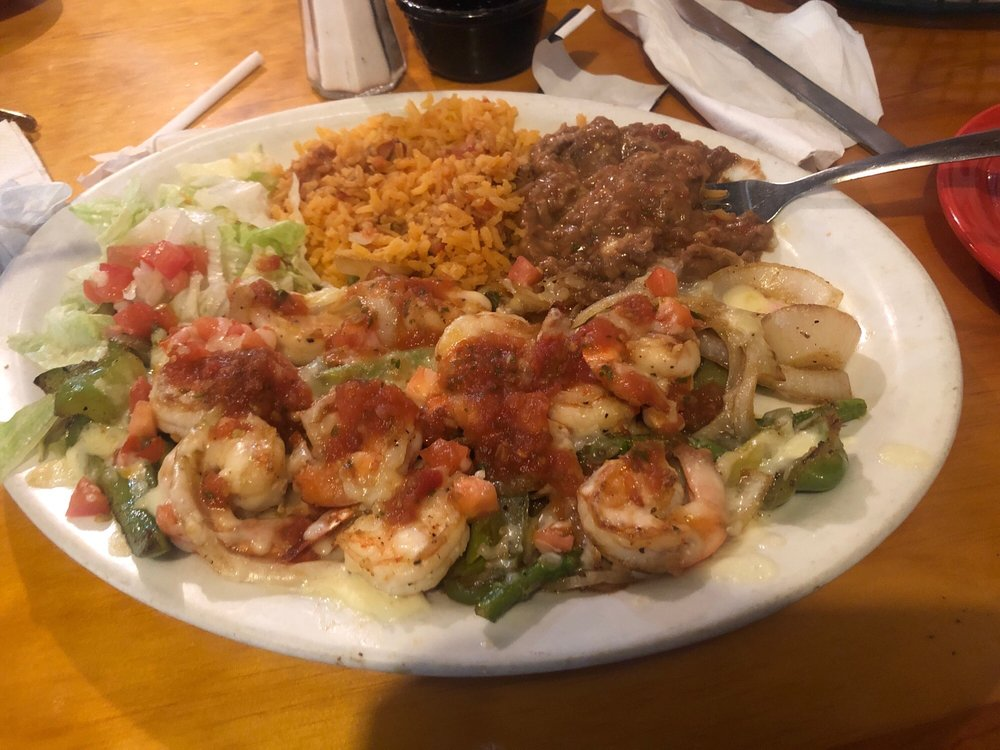 Tony's Mexican Restaurant: 865 W Audie Murphy Pkwy, Farmersville, TX