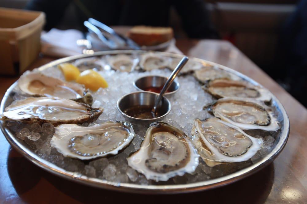 Island Creek Oyster Bar Boston Reviews