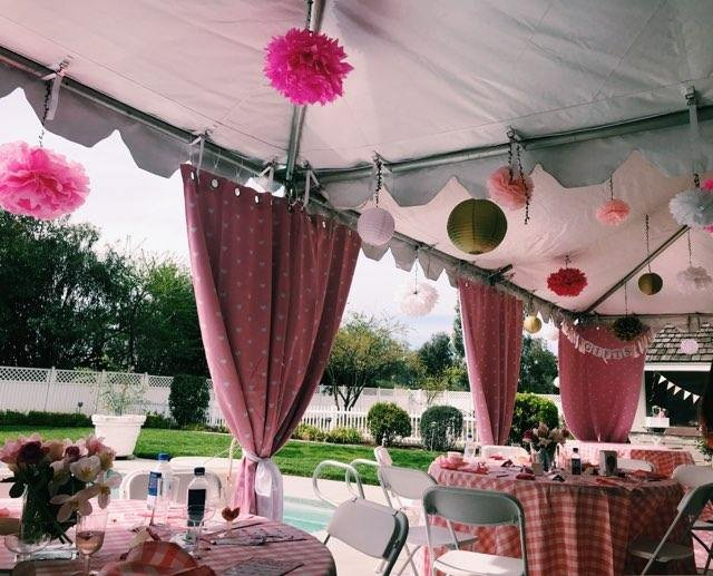 Central Valley Tents: 1704 Osborn Ter, Atwater, CA