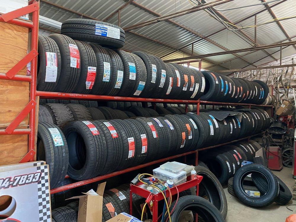 Jimmy's Tire & Muffler Shop: 605 E Jefferson Ave, Whitney, TX