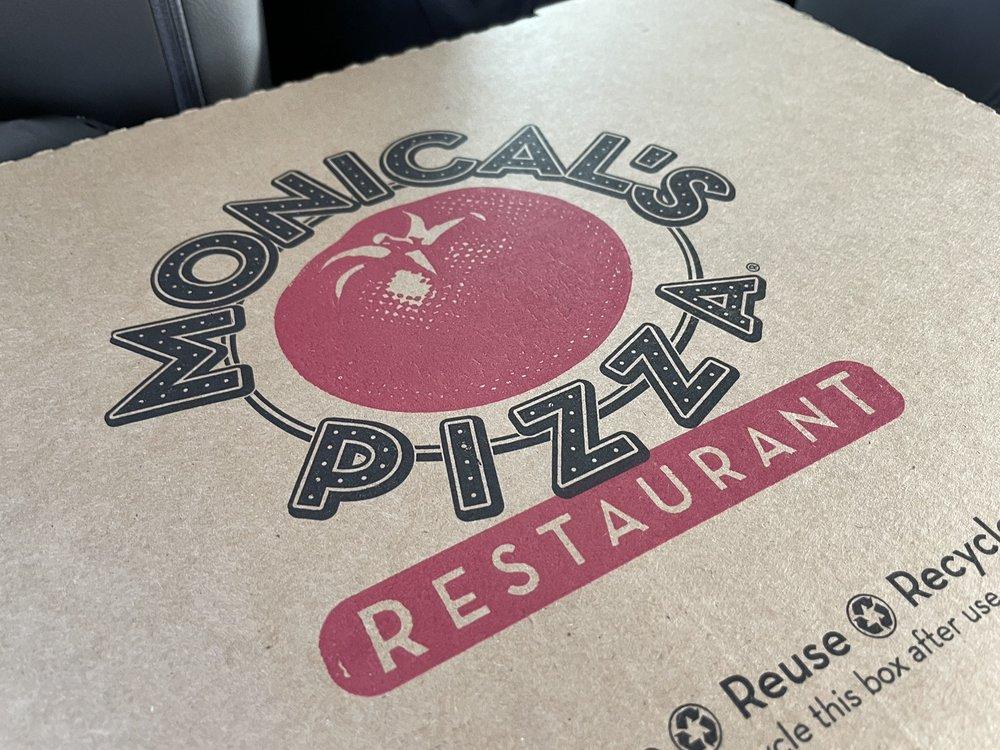 Monical's Pizza: 402 S Hamilton St, Sullivan, IL