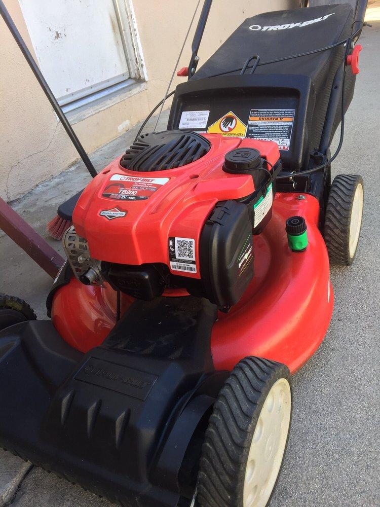 MJ's  Lawn Equipment Repair and Maintenance: 3600 Adams St, Riverside, CA