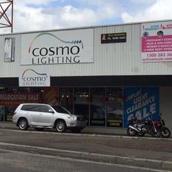 Cosmo Lighting Closed Fixtures Equipment