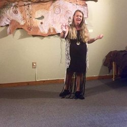 Photo of Soul Sync Bodywork - Billings, MT, United States. Marcia  performing a