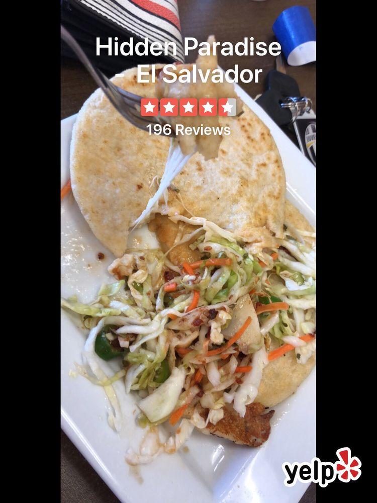 Hidden Paradise -  El Salvador: 1184 W 2nd St, San Bernardino, CA