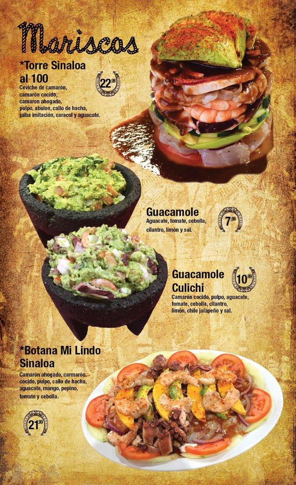 Antojitos Sinaloa Mexican Restaurant