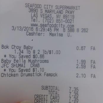 Seafood city supermarket 340 photos 196 reviews for Fish market las vegas