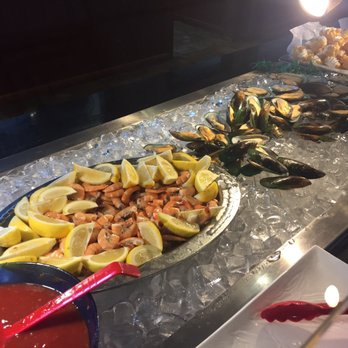 Photo Of Phoenix Buffet Grill Hamden Ct United States Tail Shrimp