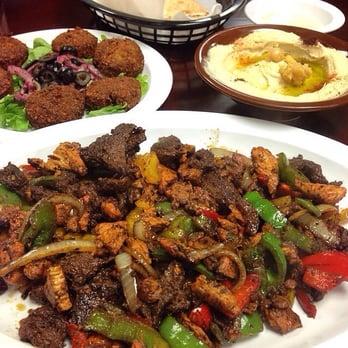 Al basha 130 photos 87 reviews mediterranean 2578 for Al tannour mediterranean cuisine menu