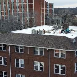 Photo Of CoMo Premium Exteriors   Columbia, MO, United States. New TPO Roof
