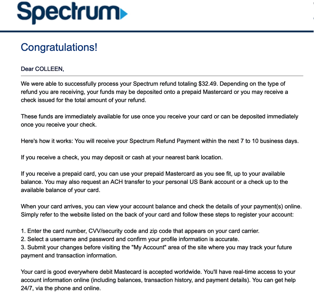 Spectrum Internet® Stay connected with all of your devices  With