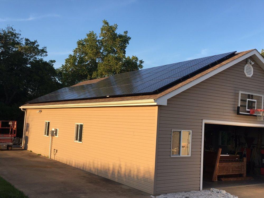 SunPower By Legacy Solar: 19292 N 900 East Rd, Bloomington, IL