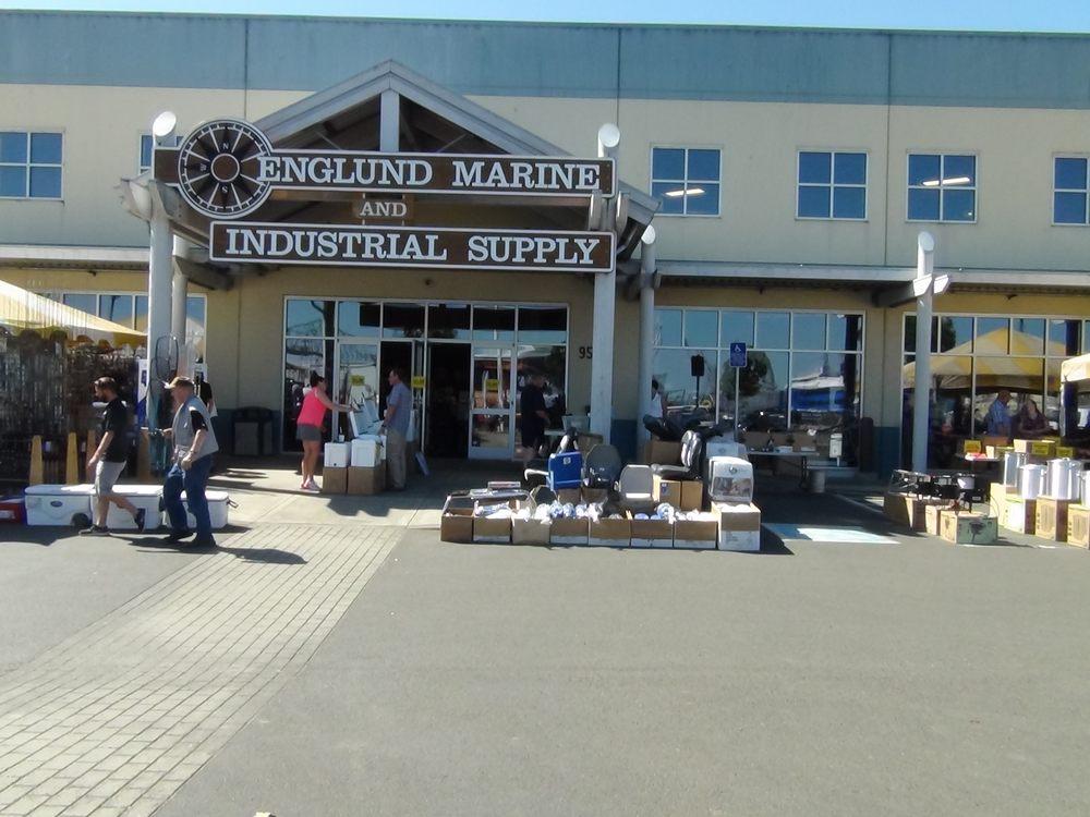 Englund Marine & Industrial Supply: 95 Hamburg Ave, Astoria, OR