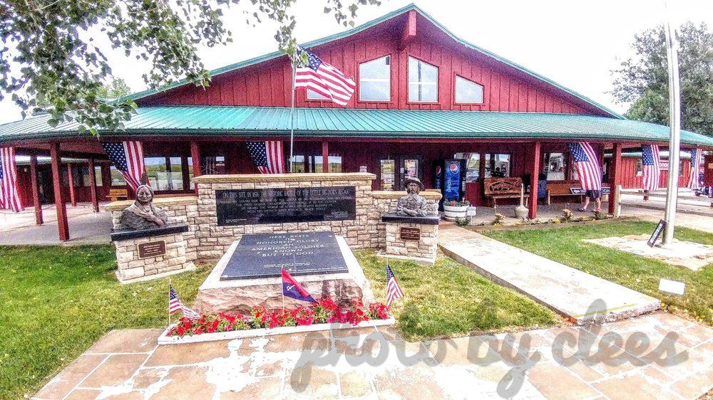 Custer Battlefield Museum: Garryowen, MT