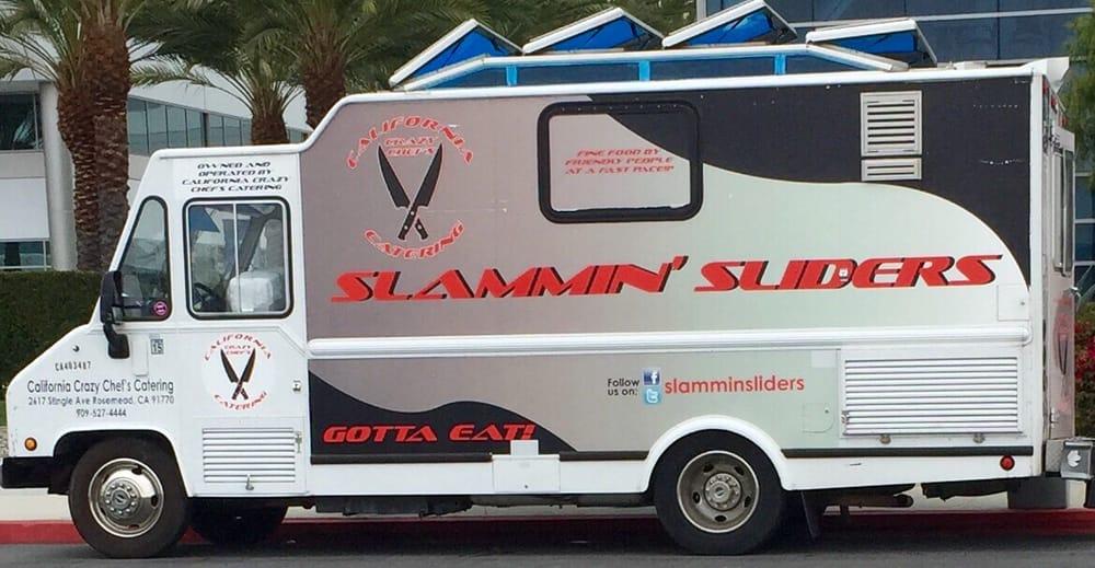 Slammin Sliders Food Truck Yelp