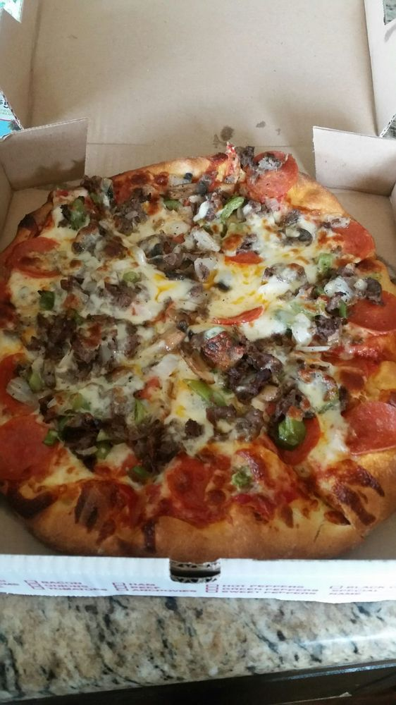 Joe's Pizza & Pasta: 311 S Fm 1187, Aledo, TX