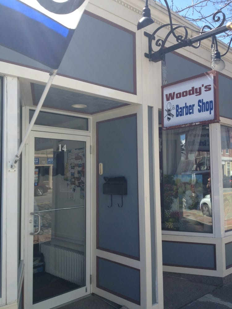 Woody's Barbershop: 64 Park St, Ayer, MA