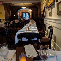Photo Of Amanda S Restaurant Hoboken Nj United States Inside