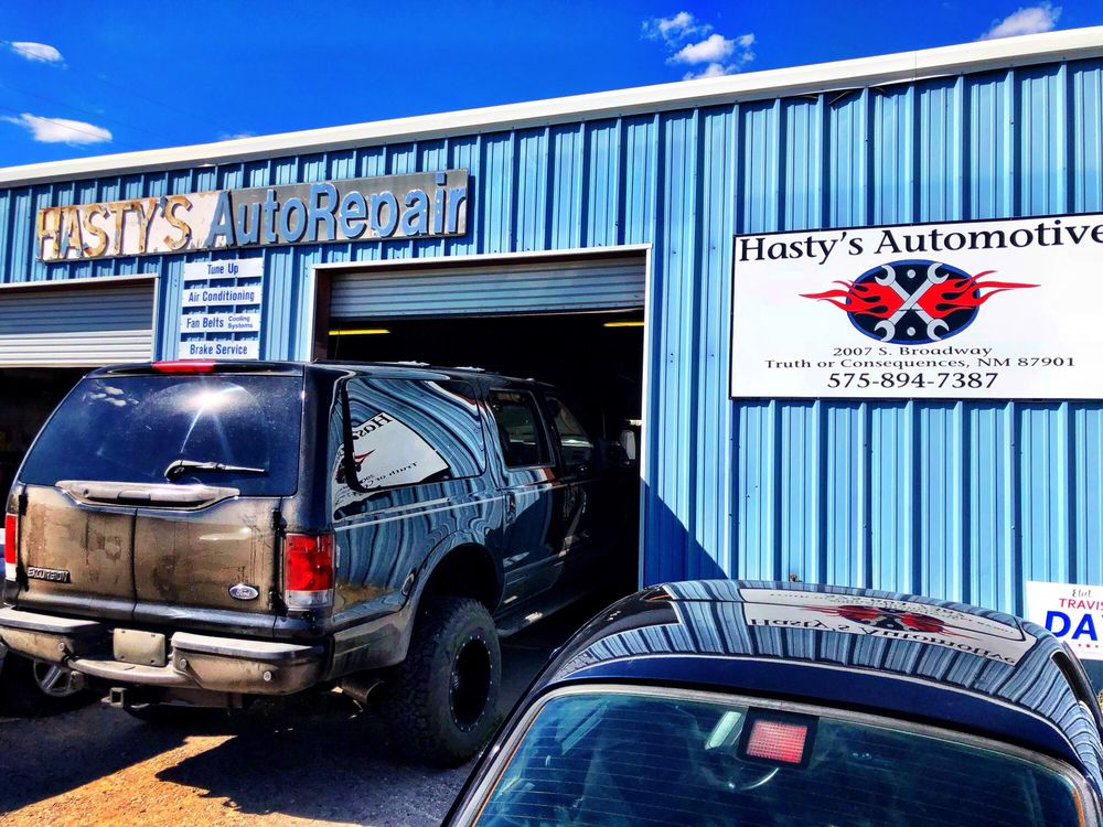 Hasty's Automotive: 2007 S Broadway St, Truth or Consequencs, NM