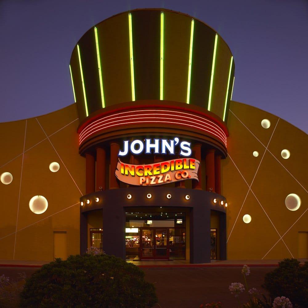 John's Incredible Pizza - Bakersfield