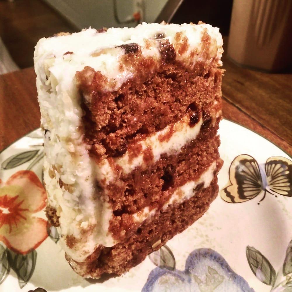 Collasal Carrot Cake