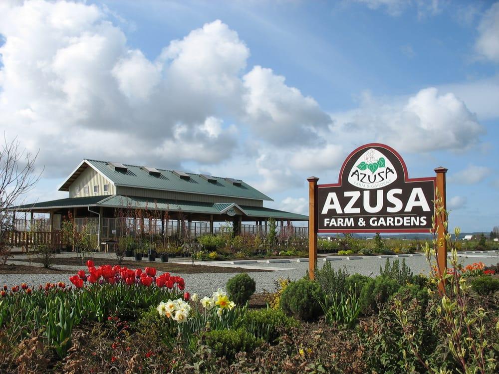Azusa Farm and Gardens: 14904 State Rt 20, Mount Vernon, WA
