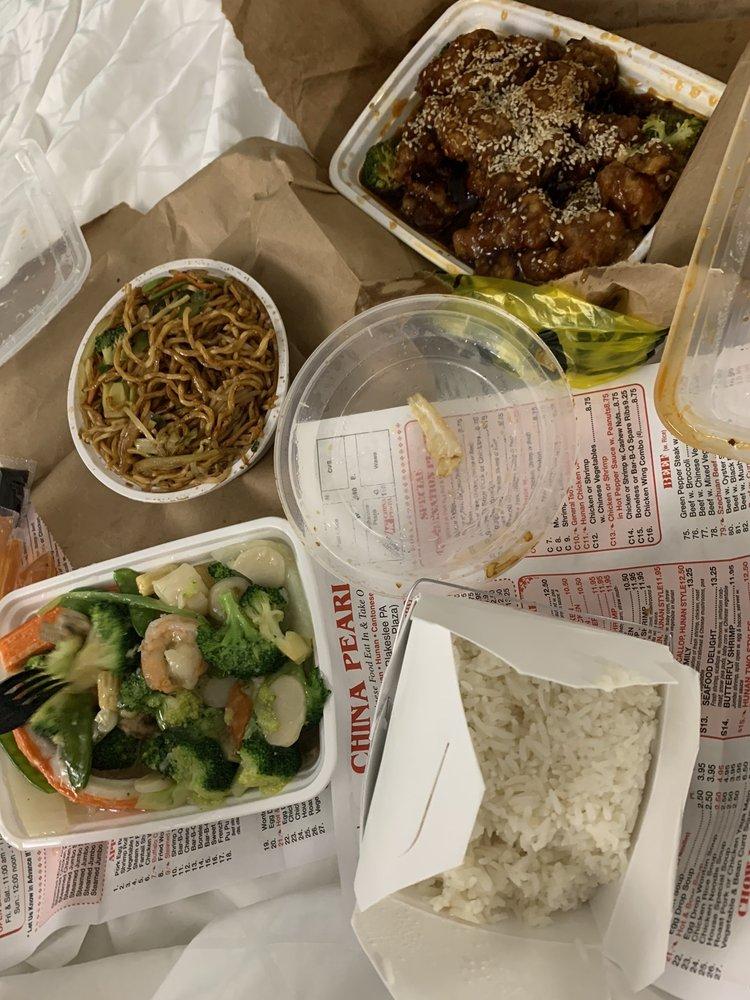 China Pearl Chinese Restaurant: Blakeslee Shopping P, Blakeslee, PA