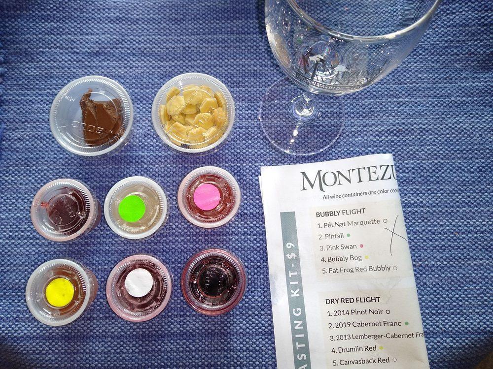Montezuma Winery: 2981 US Rt 20, Seneca Falls, NY