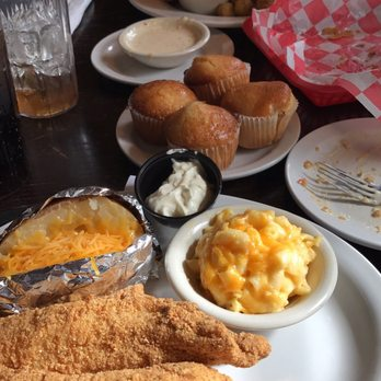 Photo Of Folks Southern Kitchen Marietta Ga United States Yum