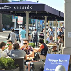 Photo Of Seaside San Francisco Ca United States Embarcado Patio With Fantastic