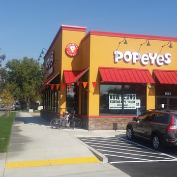 Popeyes Louisiana Kitchen Building popeyes louisiana kitchen - 13 photos & 12 reviews - fast food