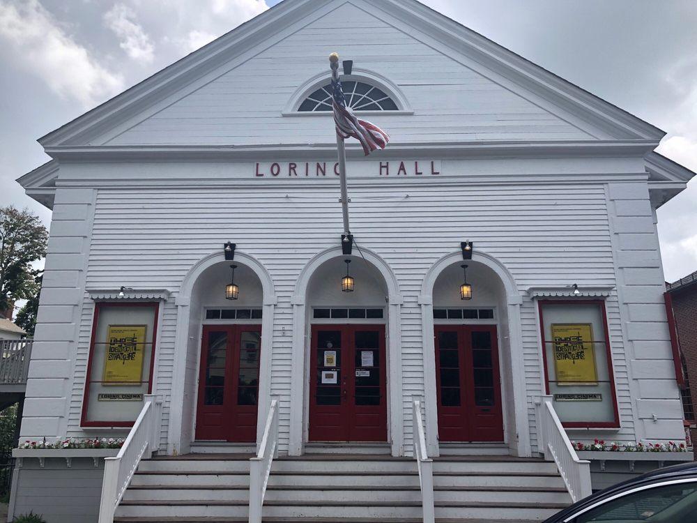Patriot Cinemas Loring Hall Cinema: 65 Main St, Hingham, MA