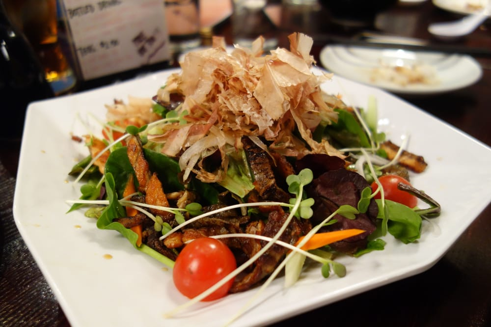 salmon skin salad yelp