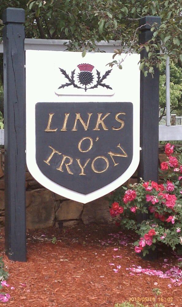 Links O'Tryon: 11250 New Cut Rd, Campobello, SC