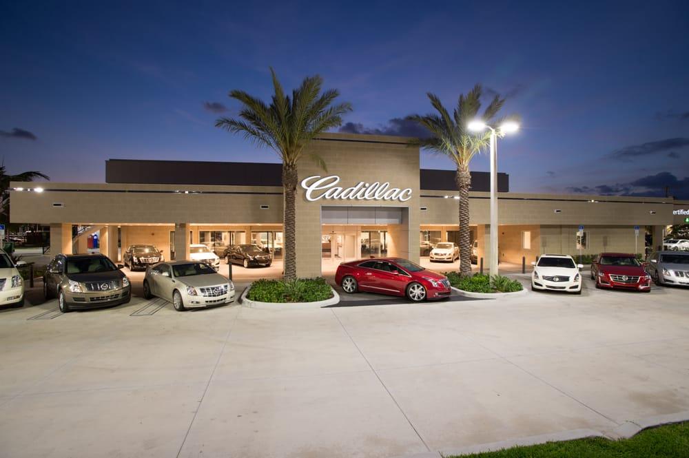 Ed Morse Cadillac Delray Beach Delray Beach Fl