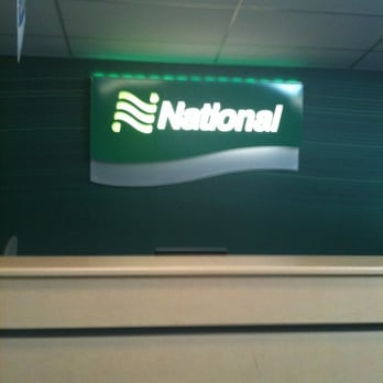 National Car Rental At Richmond Airport
