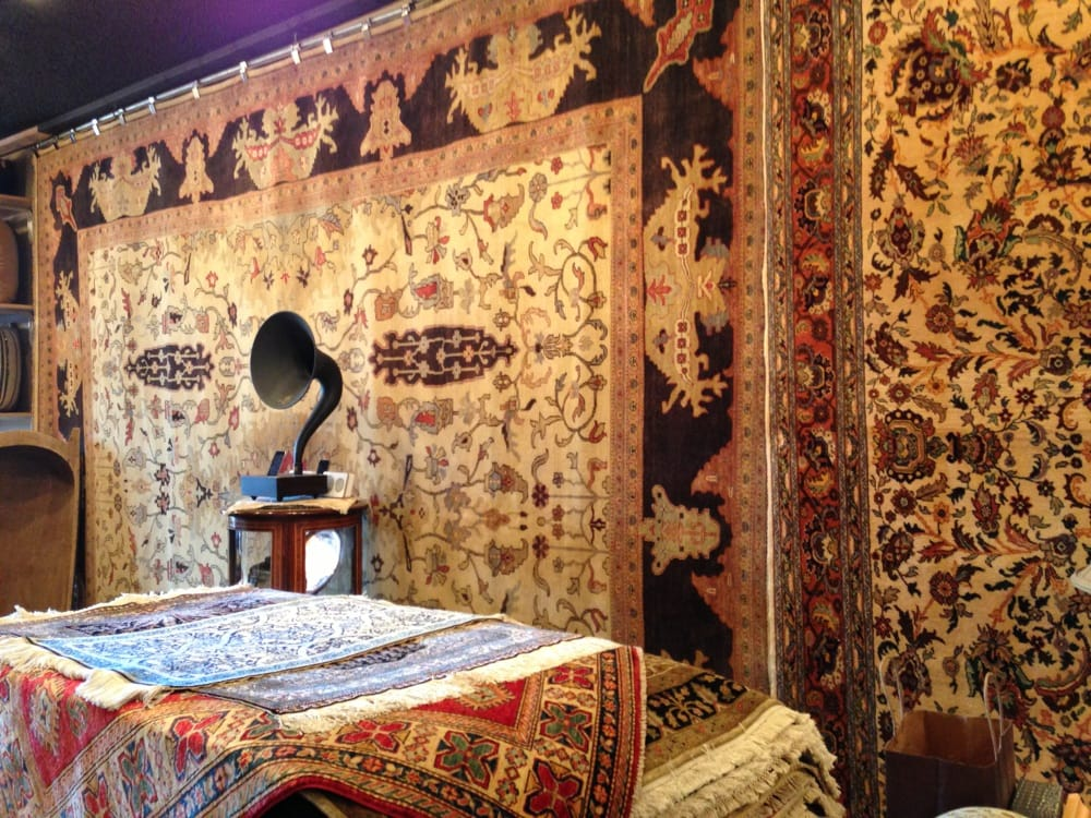 Tasdemir Rugs & Lilies: 110 Madison Ave N, Bainbridge Island, WA