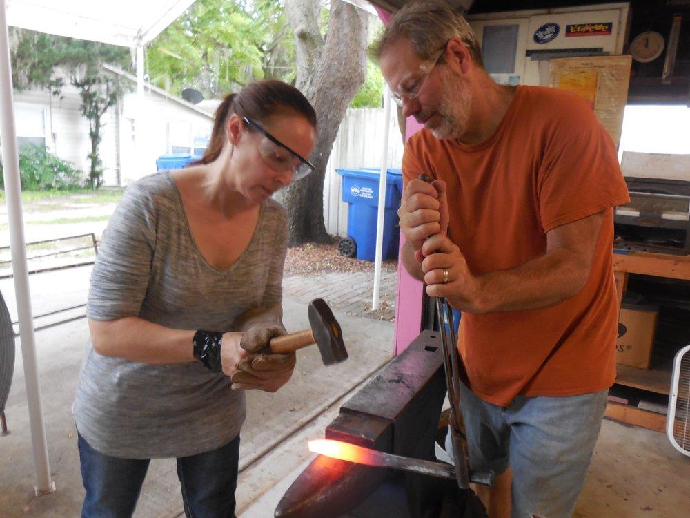 Wrought Iron Arts: 707 1st Ave SW, Largo, FL
