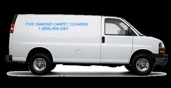 Photo For Five Diamond Carpet Cleaning