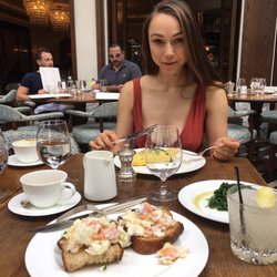Photo Of Cecconi S West Hollywood Ca United States Salmon Scramble