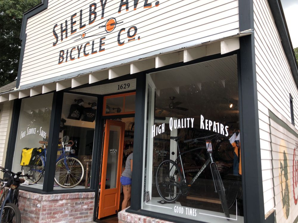 Shelby Ave Bicycle Co