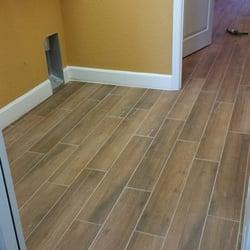 Photo Of All Flooring USA   Orlando, FL, United States. Porcelain Wood Tile