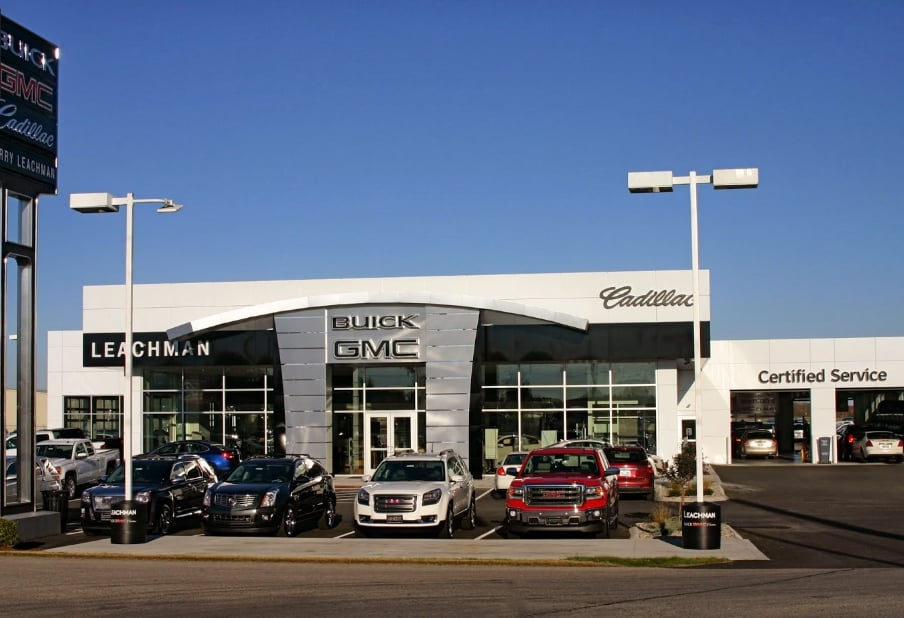 leachman buick gmc cadillac 11 photos car dealers 2012 scottsville rd bowling green ky. Black Bedroom Furniture Sets. Home Design Ideas