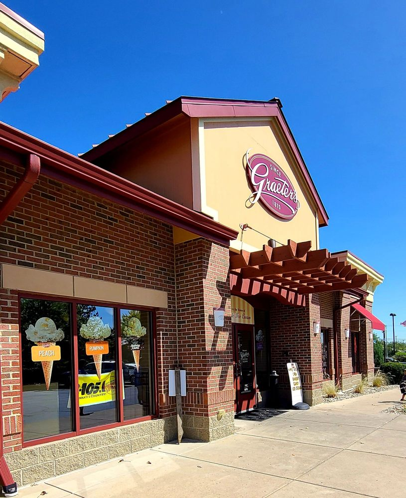 Graeters Ice Cream: 5076 Natorp Blvd, Mason, OH